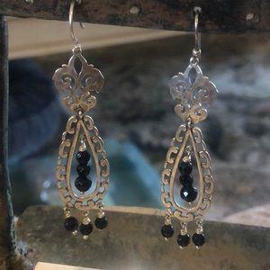 Stunning Silpada Earrings
